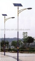 2014 Top solar light outdoor park available street lamp newest LD29411