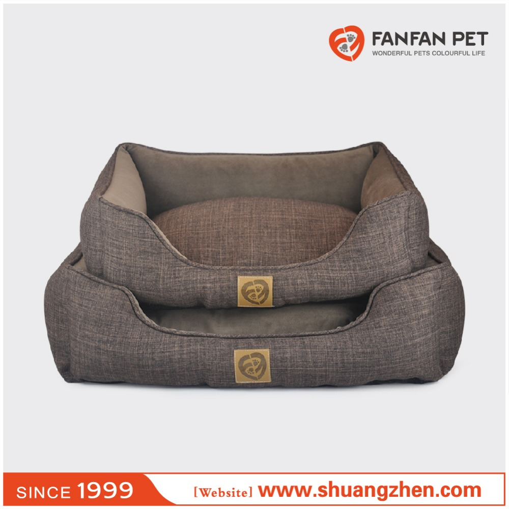 Soft Warm Indoor Portable Pets Dog Cat Bed Plush Mat