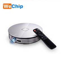 Wechip RK3368 DLP Android 6.0 Mini <strong>Projector</strong> D8S