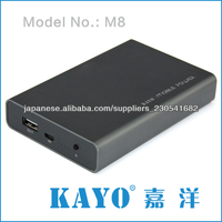 13000mAh power bank firm manufactured in shenzhen with japan techinic certificated by ROHS FCC CE