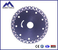 newest factory sell popular rainbow diamond blades concrete