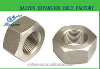 china factory supply HEX NUT DIN 934