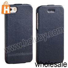 HOCO Flip Magnetic Leather Case for iPhone 5S 5