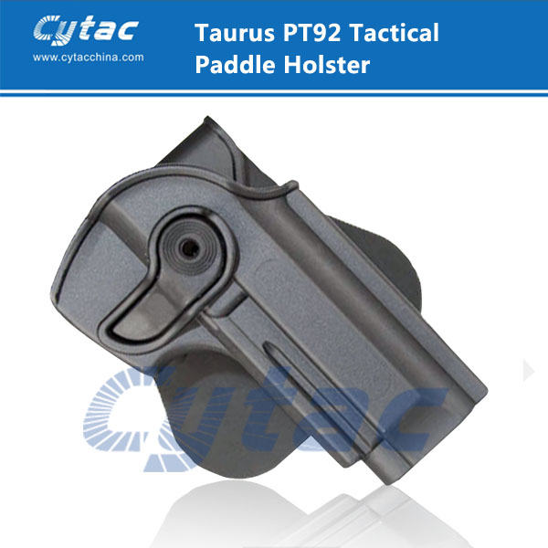Taurus PT92 Tactical Duty Holster/leather belt holster