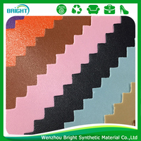 high quality embossing litchi PU leather for sofa