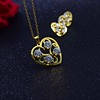 Wholesale fashion jewelry gold jewellery designs necklace accessories for women necklace