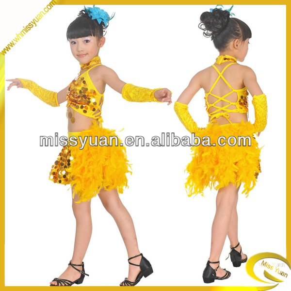 China Hot selling Girls Kids dancewear