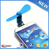 Online shopping Android Micro USB light weight rechargeable ceiling fan