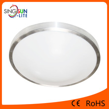 2017 High quality made in china 12w 18w 24w LED ceiling lamp ,round led ceiling light ,Flush mounted round led ceiling lamp 24w