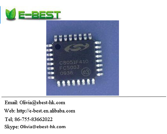8051 Core Processor Microcontroller IC 8KB FLASH C8051F350-GQ