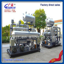 thermic fluid boiler for jacketed vessels ,china manufacture