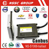 NSSC new arrival slim HID canbus headlight ballast xenon light for golf
