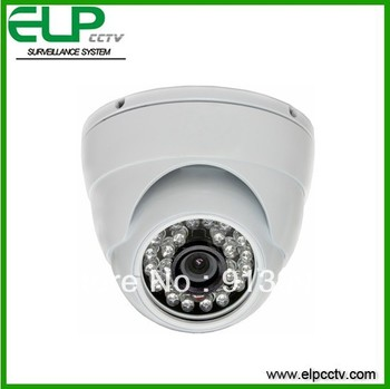 IR network IP camera Equiped HD Megapixel lens ELP-IP4100VR