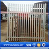 Hot sale wrought iron palisade security fencing