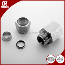 parker tube fitting stainless steel instrument fitting female connector