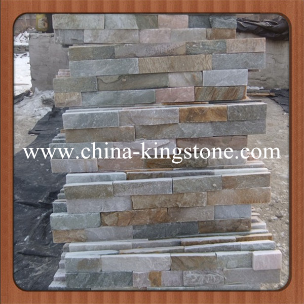 Cheap Chinese paving slate flagstone (Good Price CE)