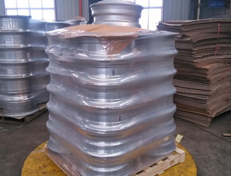 Tube wheel rim with high quality