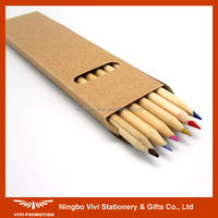 Imprinted Wooden Pencil in HB Lead (VMP011)