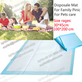 family pinic mat baby under mommypad under bed pad disposable bed pad disposable camping pad