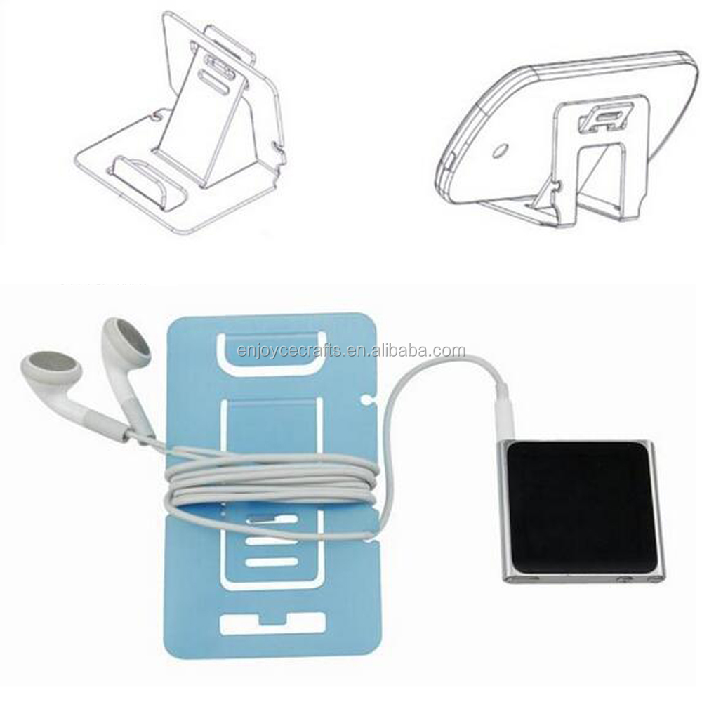 wholesale new products cheap plastic phone holder