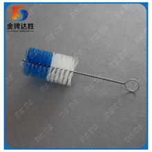 Twisted Wire Plastic Cleaning Bottle Brush