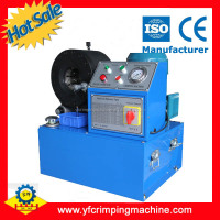YJK-120 Mini Crimping Machine Press Hydraulic Hose