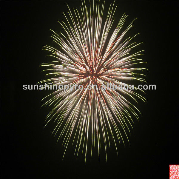 5 inch display shell with good fireworks prices