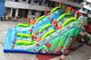 High quality china inflatable slide/super slide/inflatable dry slide