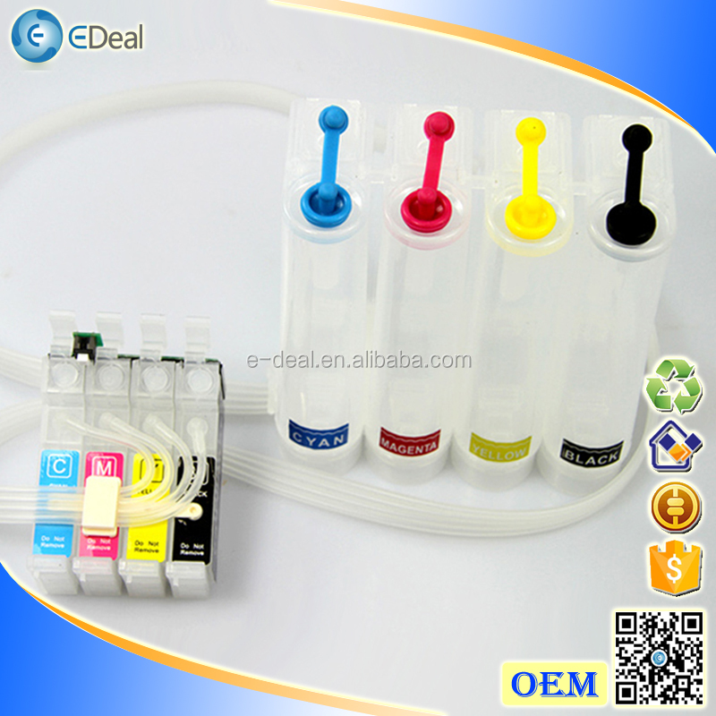 (T0921-T0924) 4 colors CISS for Epson C91 CX4300 continuous ink supply system