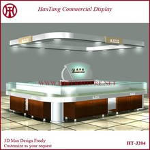 Jewelry Case Design Furniture for gold, silver and diamond display