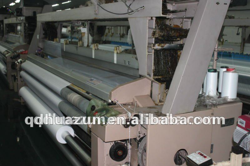 mechanical jacquard loom
