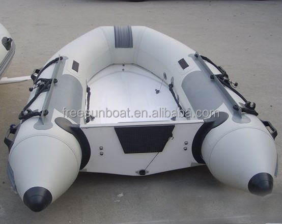 rigid inflatable boat RIB 520 boat wirh outboard motor