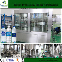 Full auto mineral and pure water filling machine in hot sales