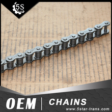 Best quality transmission chain 12B-1 B series Simplex roller chain