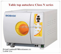 BIOBASE Lab equipment for sterilizing Table top autoclave