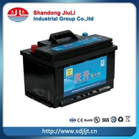57117 DIN Standard Maintenance Free Car Battery 71Ah