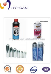 Empty Aerosol Tinplate Can for Spray Table Board Wax/Foam Sealant with Factory Price