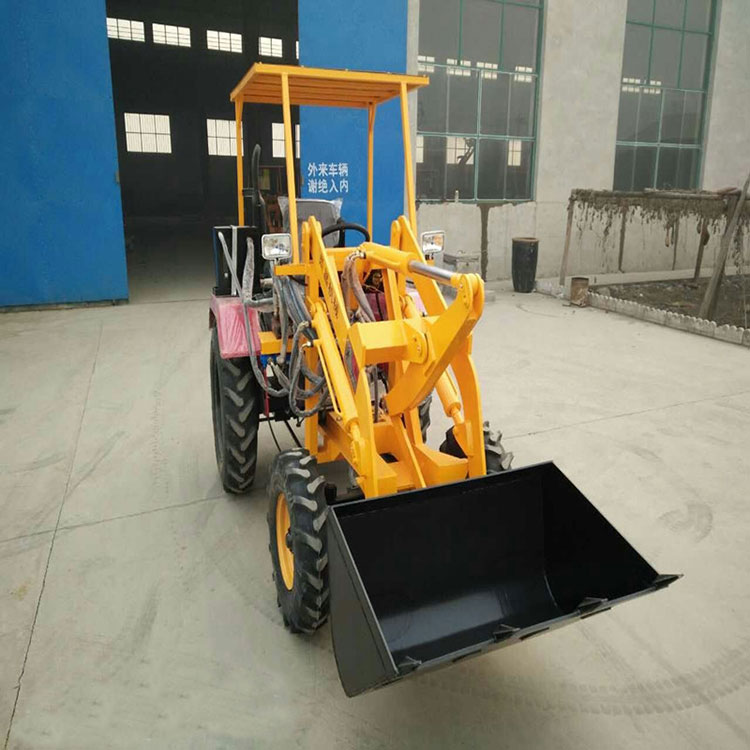 China Famous Brand 1.3 ton wheel loader and spare parts on promotion