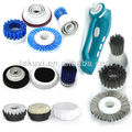 13 Brushes Power Scrubber