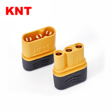 KNT Multi-function RC Connector MR30 Plug With Sheath