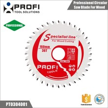 Professional use 160mm 36T circular saw blades for wood