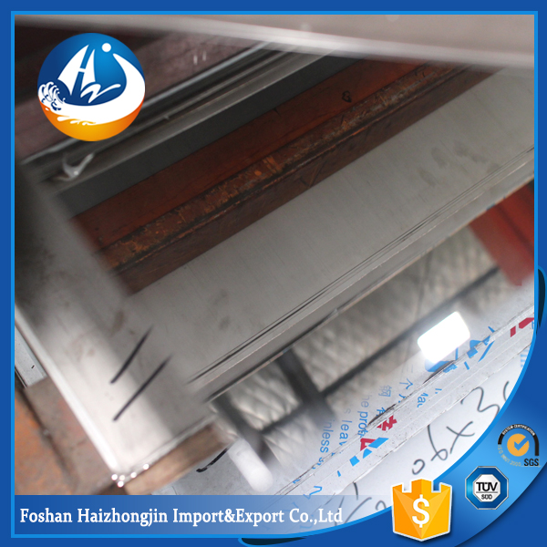 0.4mm mirror 304l polish stainless steel sheet