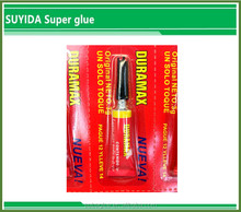Super shoes Glue 502 for Plastic / Leather / Rubber , Strong bonding glue
