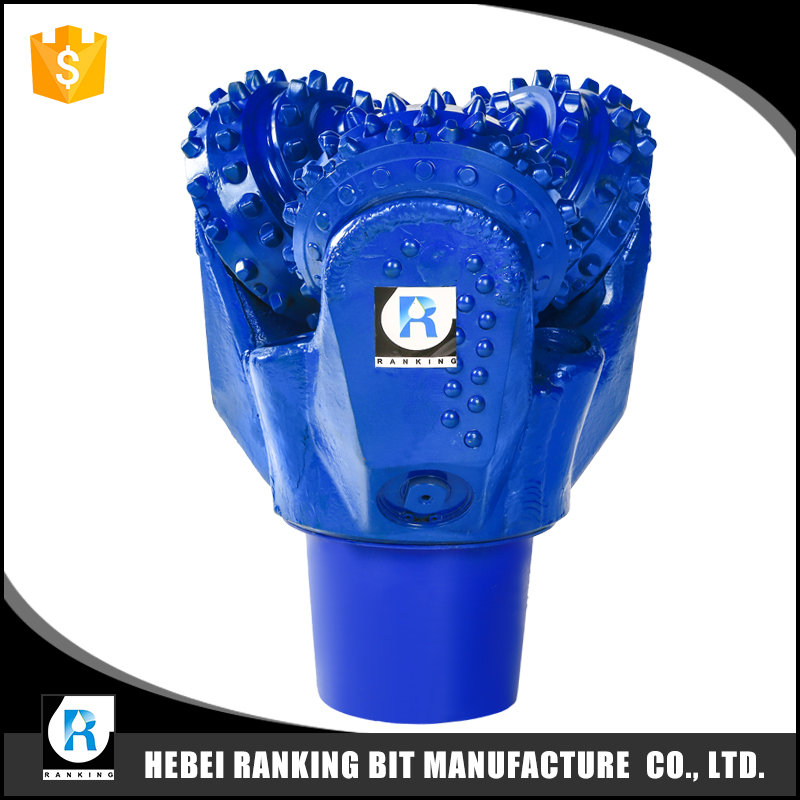 "API 13-1/2"" Roller Cones TCI Tricone Bits Rock Drill Head For Well Drilling"