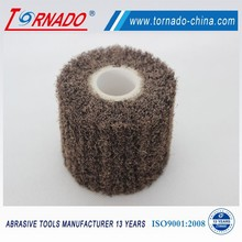 Non Woven Fabric Flap Wheels for Furniture wood Polishing