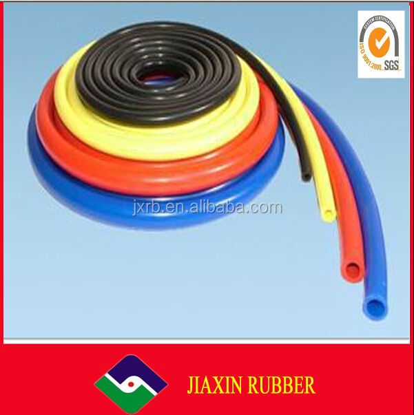 2014cheap price manufacturer of custom silicone rubber tube /expandable silicone tube