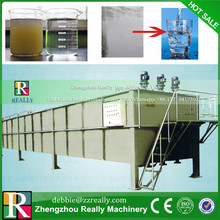 containerized grey water treatment system plant DAF dissolved air flotation units for ss and oily removel