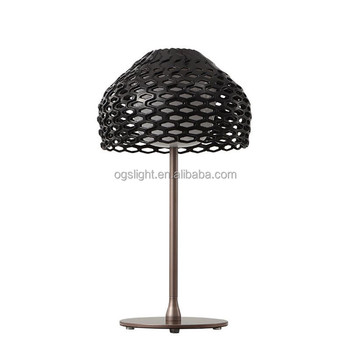 Modern Crossover Wire Networks Table Lamp For Hotel Home Decor