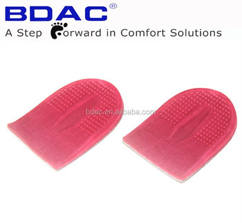 TPE gel sport shoe Heel cushion gel heel pad