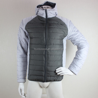 lightweight men padded jackets
